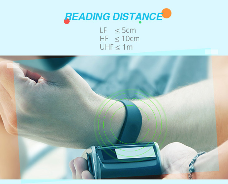 RFID Wristband Long Reading Range