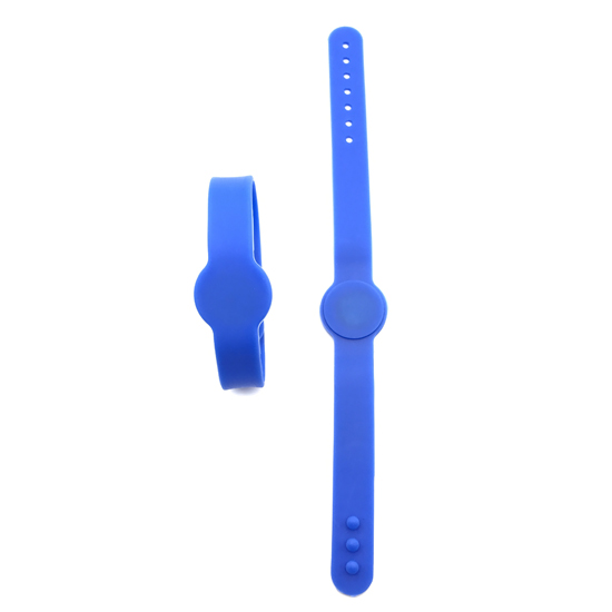 Watch Style Adjustable RFID Wristband