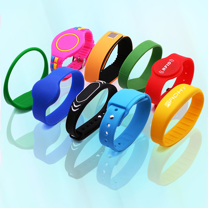 Adjustable Silicone Wristband