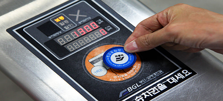 Rfid Metro Card Application