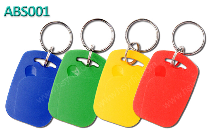 Dual Frequency Rfid Key Fob Wholesale