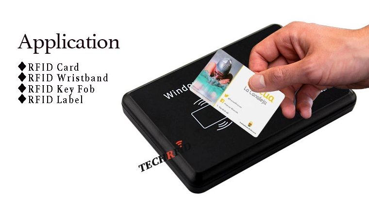 ID Card Reader