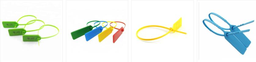 RFID Nylon Cable Tie Tag
