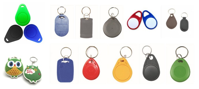 Waterproof RFID Key Fob