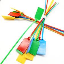 UHF RFID Nylon Zip Cable Tie Tag