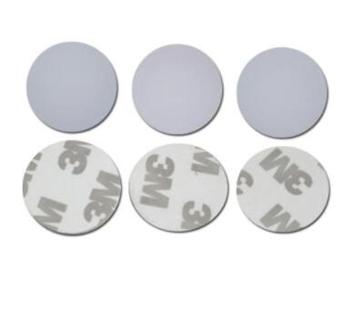 NFC RFID PVC Coin Card Tag