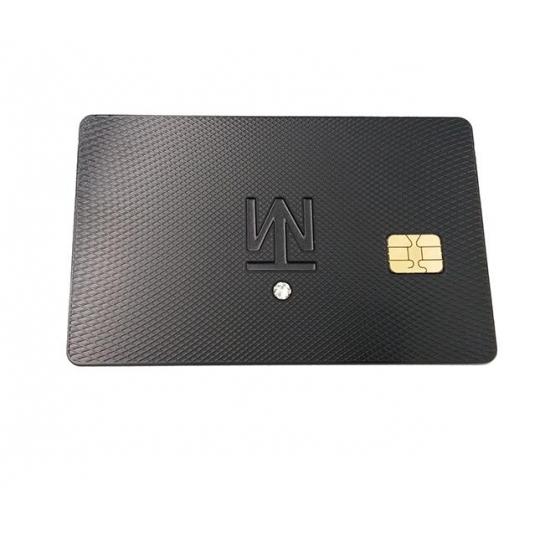 Customized Loyalty Diamond Card Printing