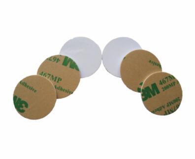 3M Adhesive RFID PVC Coin Tag