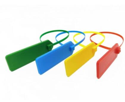 UHF RFID Nylon Zip Cable Tie Tag