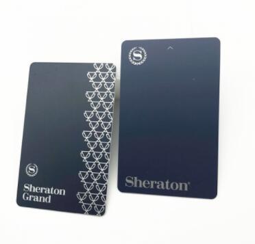hotel RFID key cards