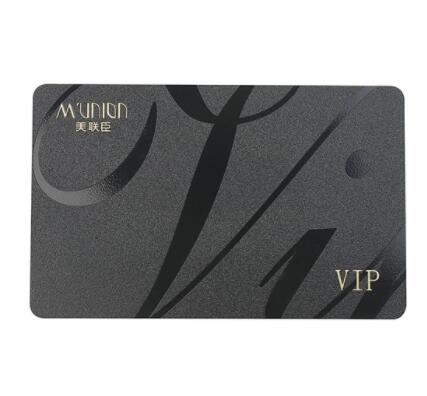 Plastic Club Member Card