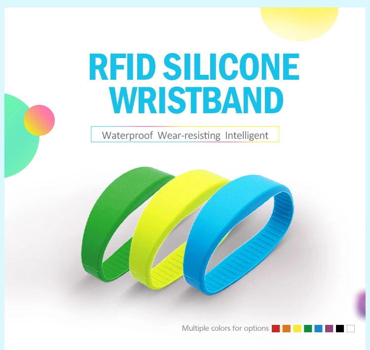 Customized Rfid Bracelet