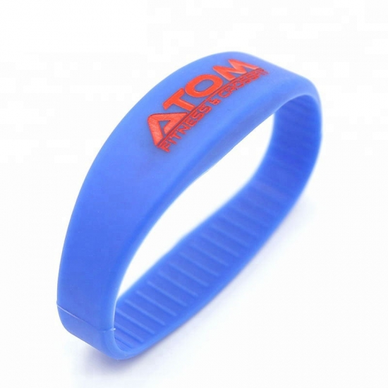 waterproof rfid wristband