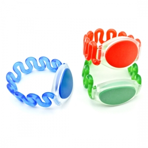 Printable Waterproof RFID Plastic Wristband