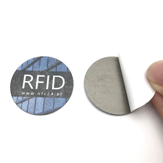 RFID Cards Sticker
