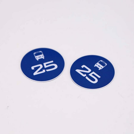reusable rfid token