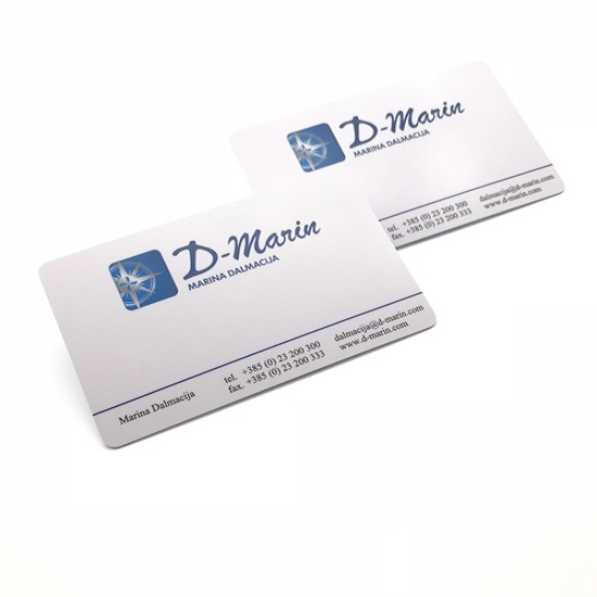 Best customized size printable pvc blank rewritable id card thermal customized size printable pvc blank rewritable id card thermal visual card reheart Gallery