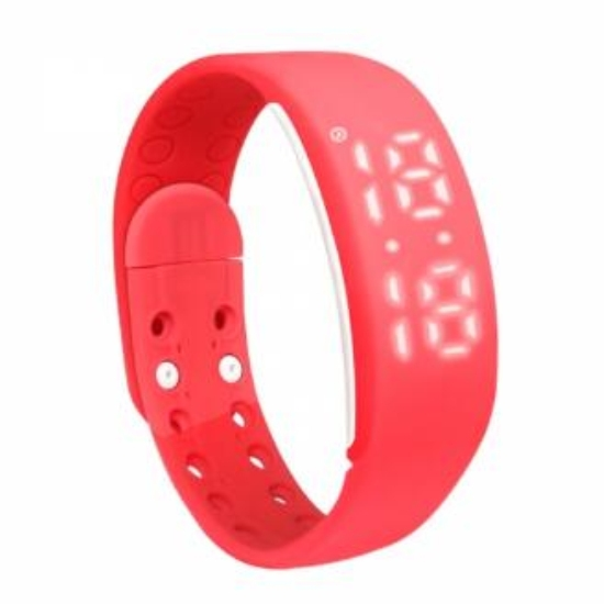RFID Waterproof LED Sport Smart Wristband