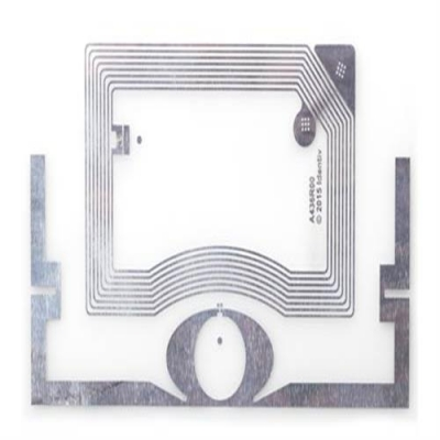Double Frequency RFID Inlay