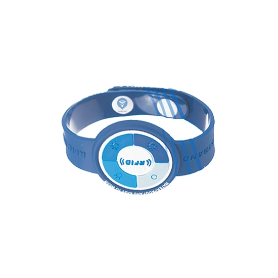 RFID PVC Disposable Wristband