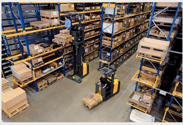 RFID technology to help warehouse location management