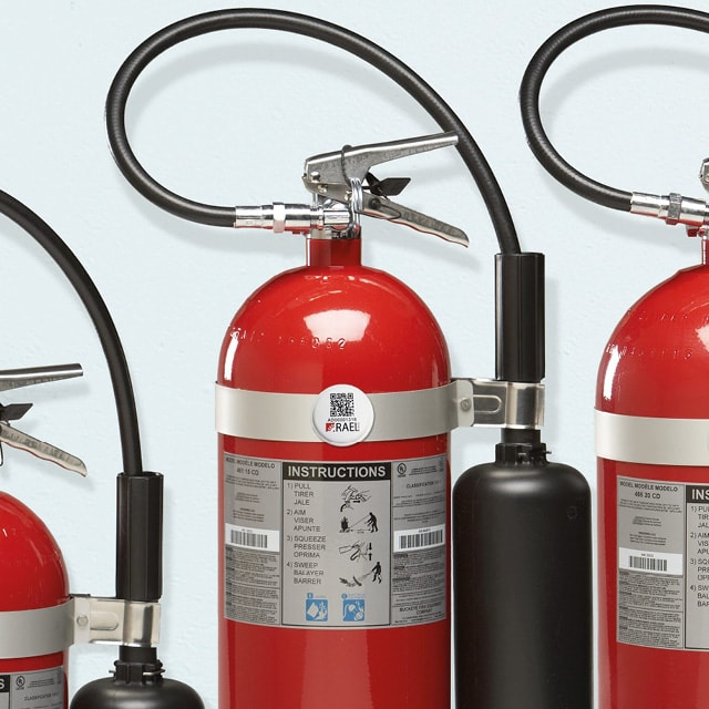 RFID management of fire equipment