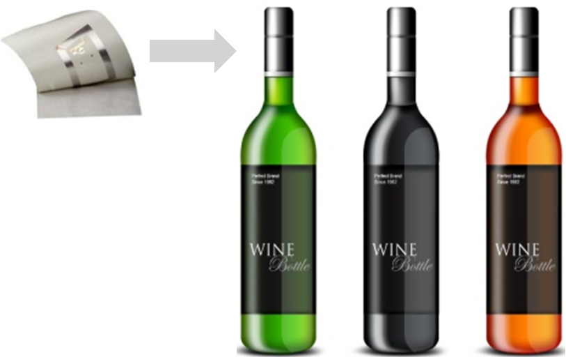 Anti-counterfeiting system and method based on RFID technology for wine