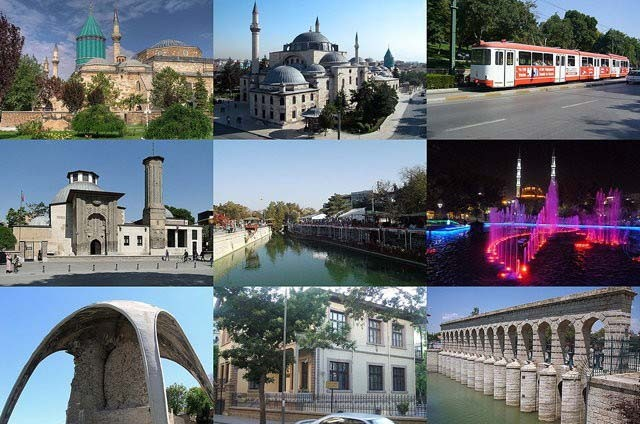 Turkish Konya municipal card project