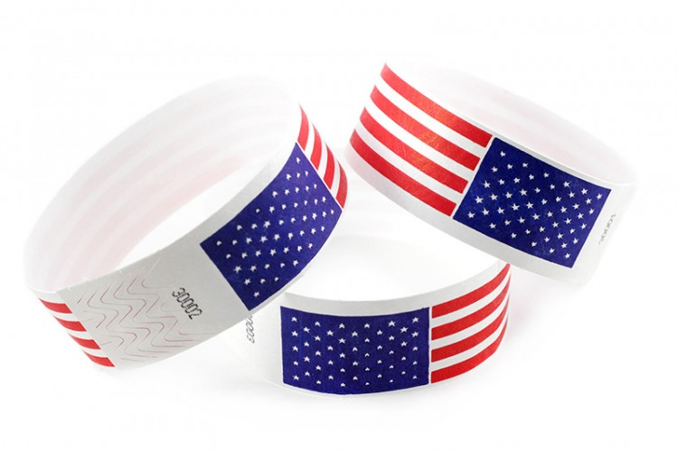 Make Your Brand Stand Out with RFID Tyvek Wristbands