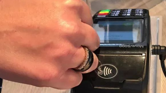 Australia's bank to push RFID smart ring first